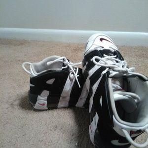 Nike uptempos